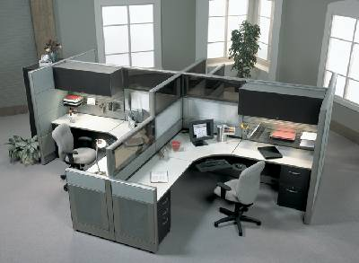 modern contemporary office cubiclemanhattanlong island