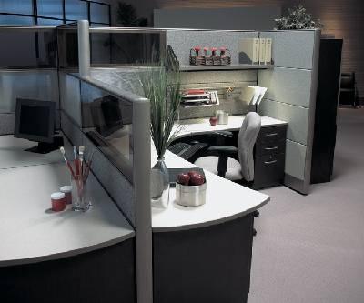 modern contemporary office cubicle manhattan long island