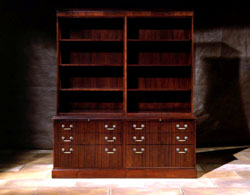 executive office bookcase