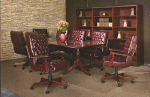Quality Conference Tables For Your NY Office - Traditional conference table