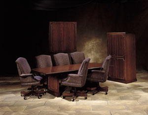 wood conference suite