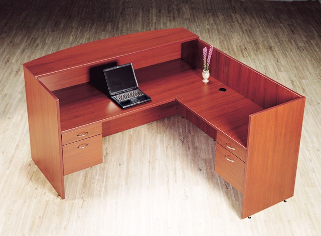 L-Shape Reception Desk