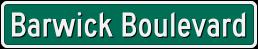 barwick boulevard