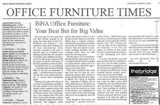 office furniture value