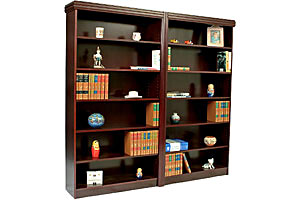 twin bookcase