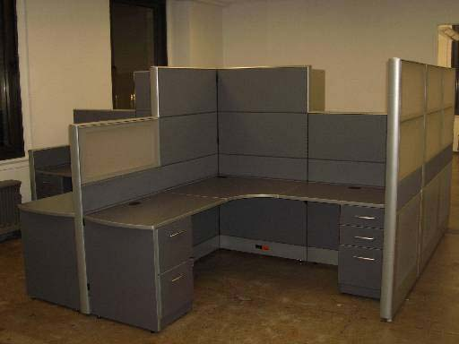 Bina office furniture quad cubicle for Furniture quad cities