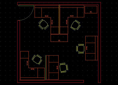 bina office furniture: office design and space planning: layout