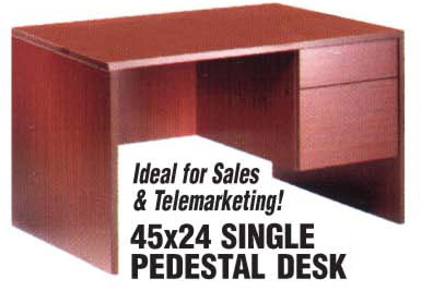telemarketing desk