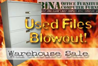 used file cabinet sale